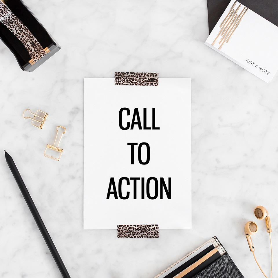 Wat is een call to action