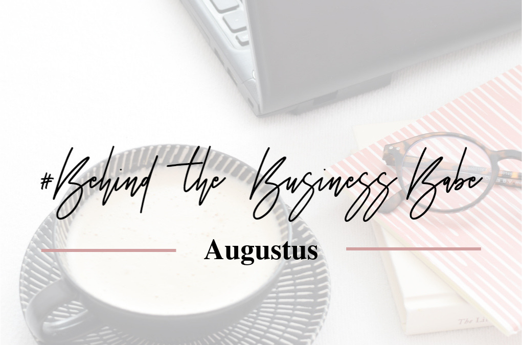 Monthly Update – Augustus